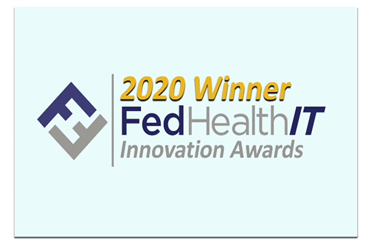FedHealthIT Innovation Award Winner