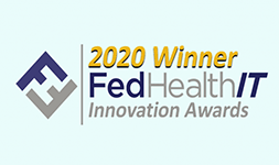 2020 Fed Health IT Winner Logo