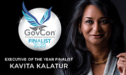 GovCon Finalist Executive of the Year