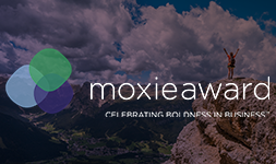 NetImpact a Finalist for the Moxie Award